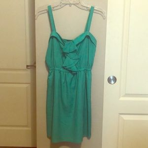 BeBop Teal Dress